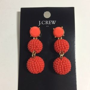 J. CREW Earrings NWT
